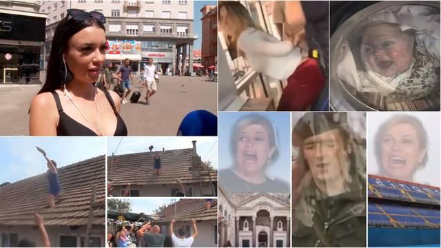 Kolinda zavija, kuma na krovu: Na ove priče ste klikali k'o ludi