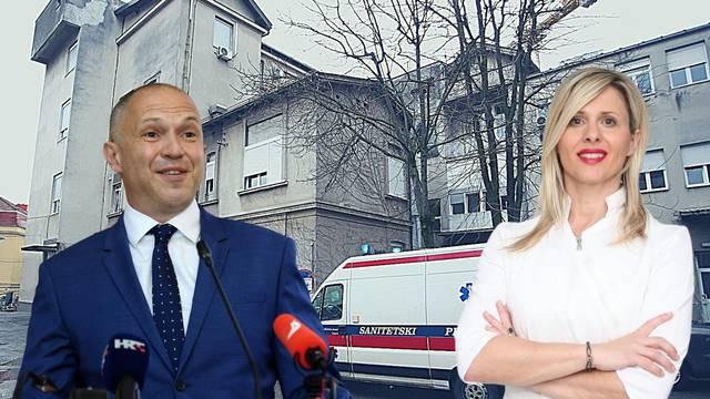 Vagić prevagnuo: Očekujem da se Zadravec vrati na posao, a o njenom otkazu tek ću odlučivati