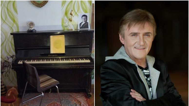 Rajkov sin muzeju je donirao pianino: Na njemu je glazbenik stvarao hitove Novih fosila...