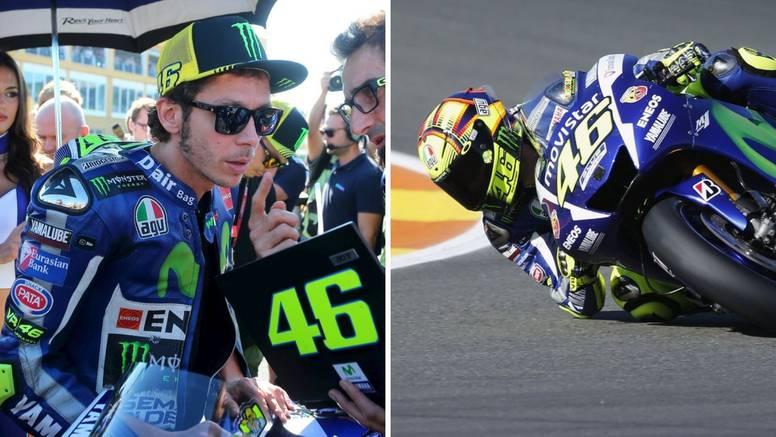 Valentino Rossi prelomio: Idem u mirovinu na kraju ove sezone!