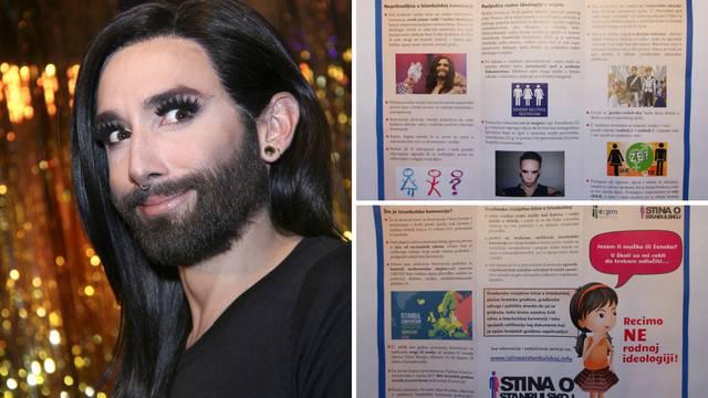 Vjernike plaše da će postati Conchita ako podrže rodna prava