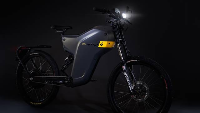 Biciklom na more: Novi Greyp vozi 240 km na jedno punjenje