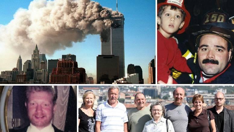U paklenim tornjevima WTC-a je život  izgubilo i četvero Hrvata: 'Tata, fališ nam. Srce još boli...'
