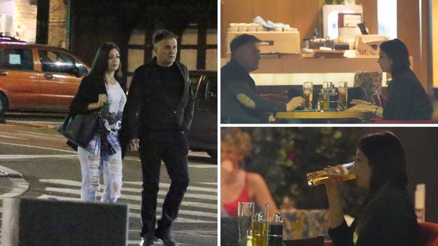 Beogradskog glumca kojeg su kolegice optužile za silovanje snimili na večeri s novom curom