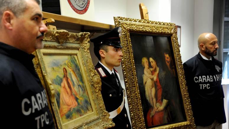 Zaplijenili 19 tisuća umjetnina: Kradljivci trguju preko mreže