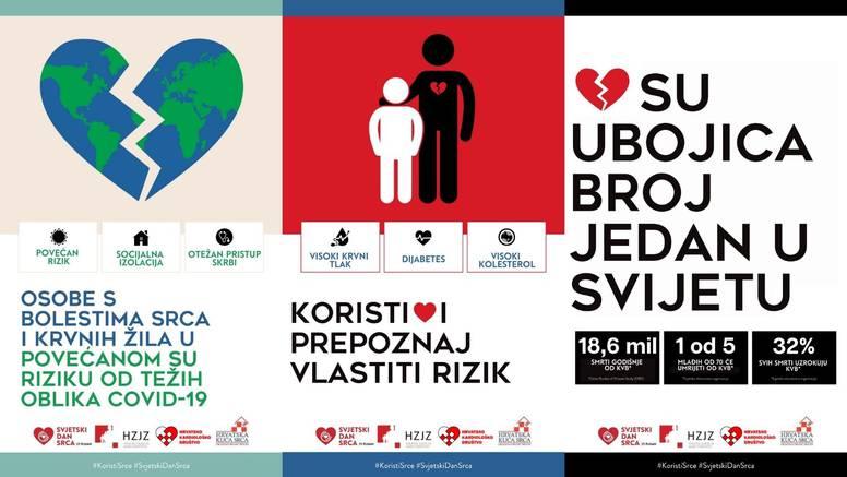 Kampanja 'Koristi srce i poveži se'  pruža nadu ljudima koji pate od  srčanih oboljenja i izolacije