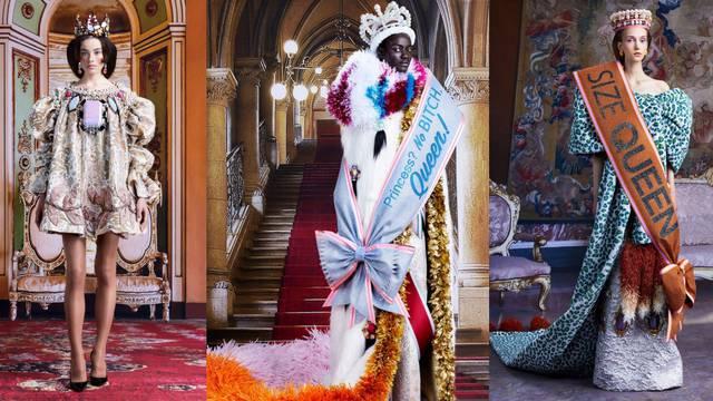 Haute Couture kolekcija brenda Viktor&Rolf: Samo za velike kraljice i ponosne princeze