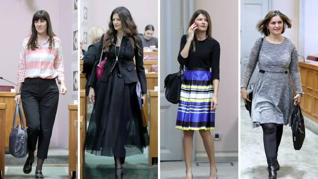 Pusti modu: Cipelice, bluzice, torbice, kompletići, naušnice...