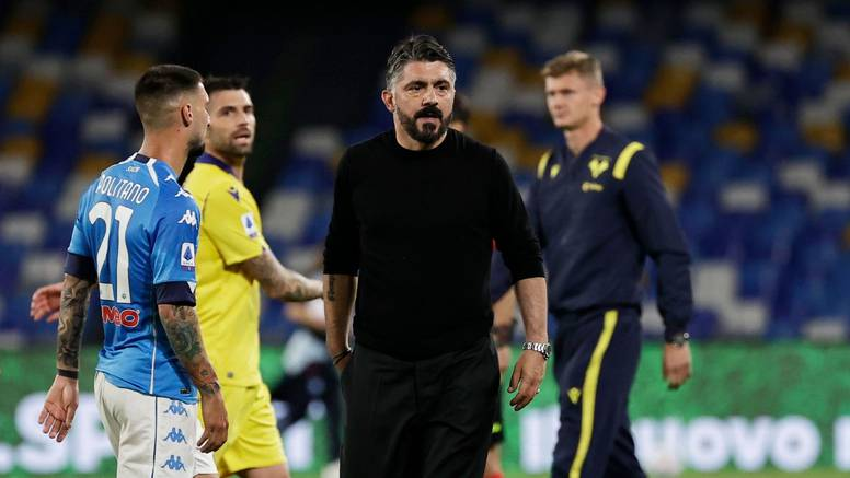 Gattuso dobio otkaz u Napoliju