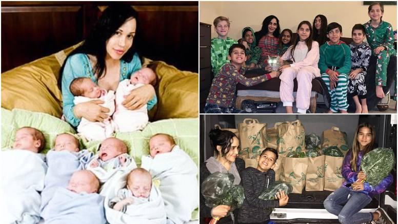 Ona je samohrana majka i ima 14 djece: 'Svi vodimo veganski način života i super nam je'