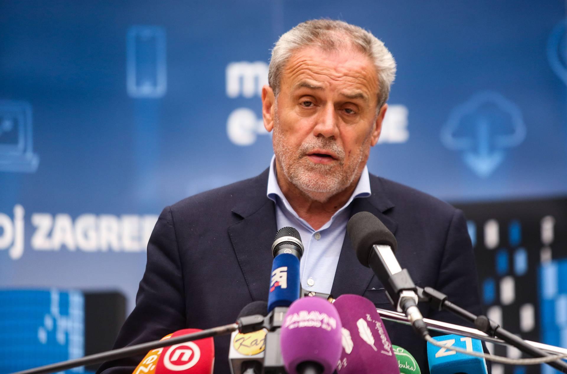 Bandić: 'Svi oni koji žele dobro ljudima, glasat će za proračun'