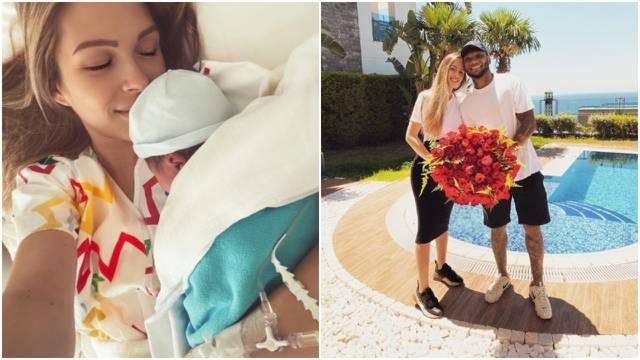 Marta Fernándes rodila je sina: 'Mi smo najsretniji roditelji...'