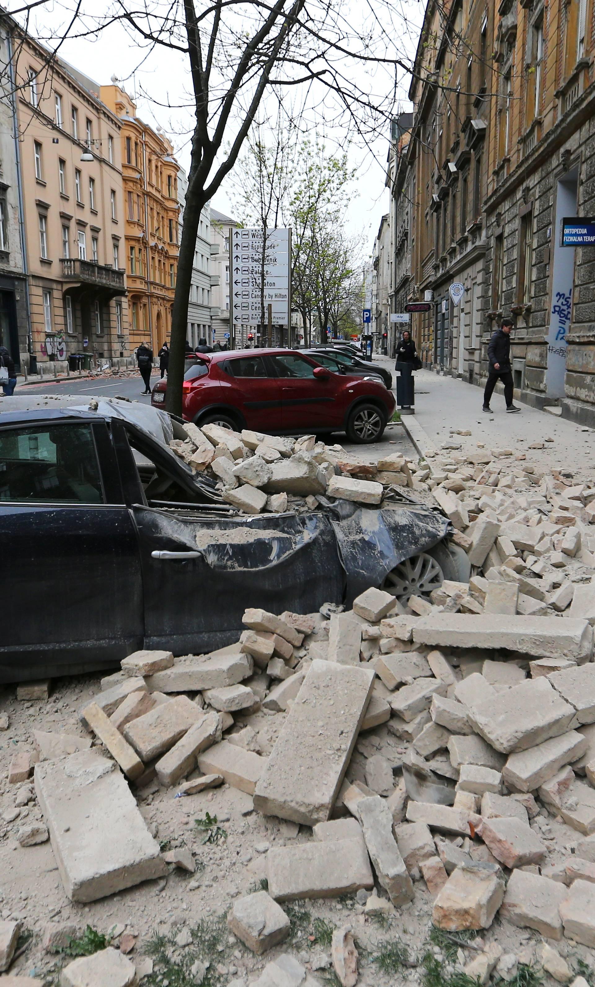 Provjerite ugovore, osiguranje od potresa je dopunski rizik...