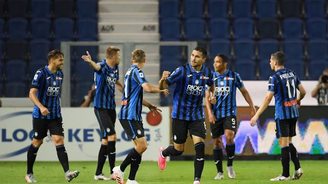 Serie A - Atalanta v Lazio