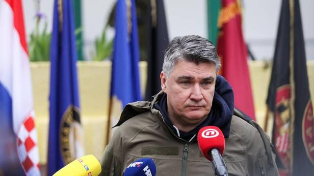 Milanović i dalje razmišlja o povlačenju vojske s 'Bljeska': 'To bi se odnosilo na vojni vrh'