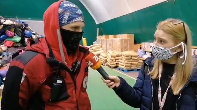 Apel Crvenog križa: Potrebni su agregati i grijalice, odjeće ima