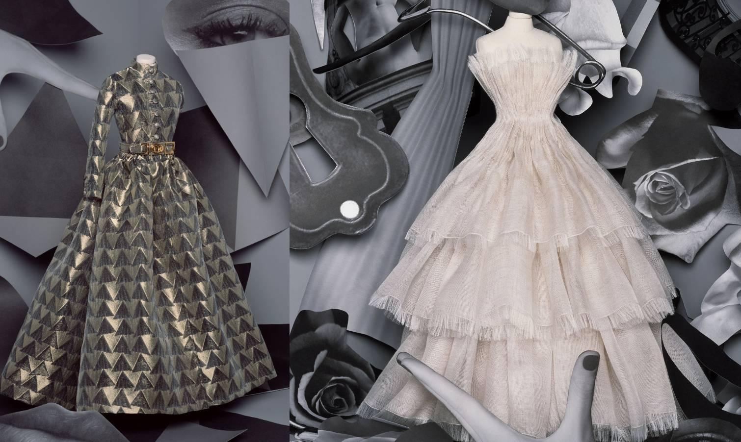Nova kolekcija modne kuće Dior izgleda kao da je stigla iz 50-ih