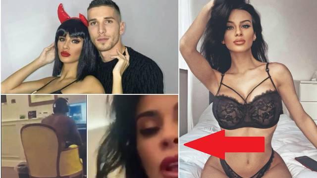 Balotelli rastavio seksi Anđelu i dinamovca: 'Zbog videa koji kruži, prekinula sam s Lirimom'