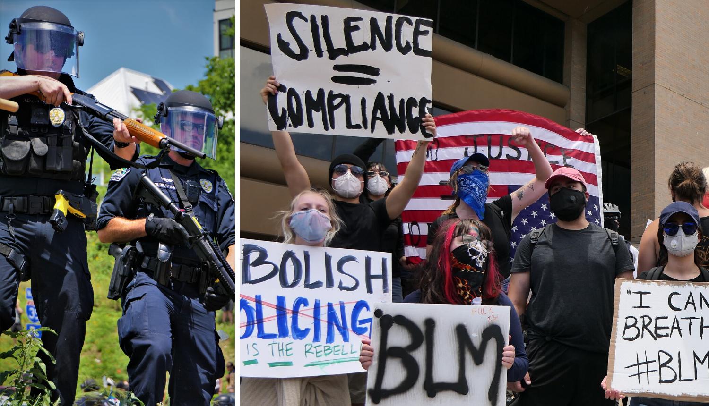Prosvjedi ne jenjavaju, u okolici Washingtona rasporedili vojsku