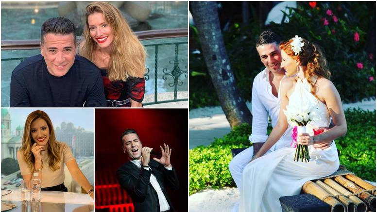 Joksimović slavi osam godina braka: 'Kao da je sve bilo jučer'