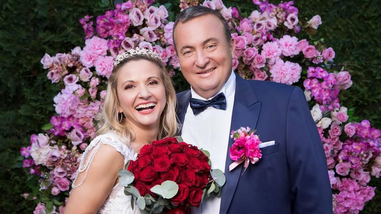 Gordana se napila prije svadbe: 'Dala sam otkaz da se udam, ali Bernard mi nije fizički privlačan'