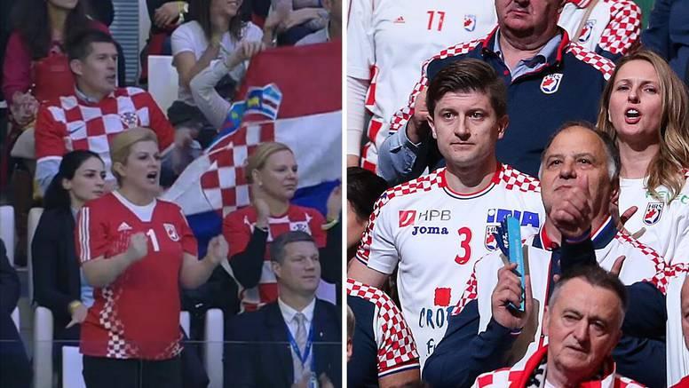Plenki ne ide na finale, ali zato će navijati Kolinda i Z. Marić!