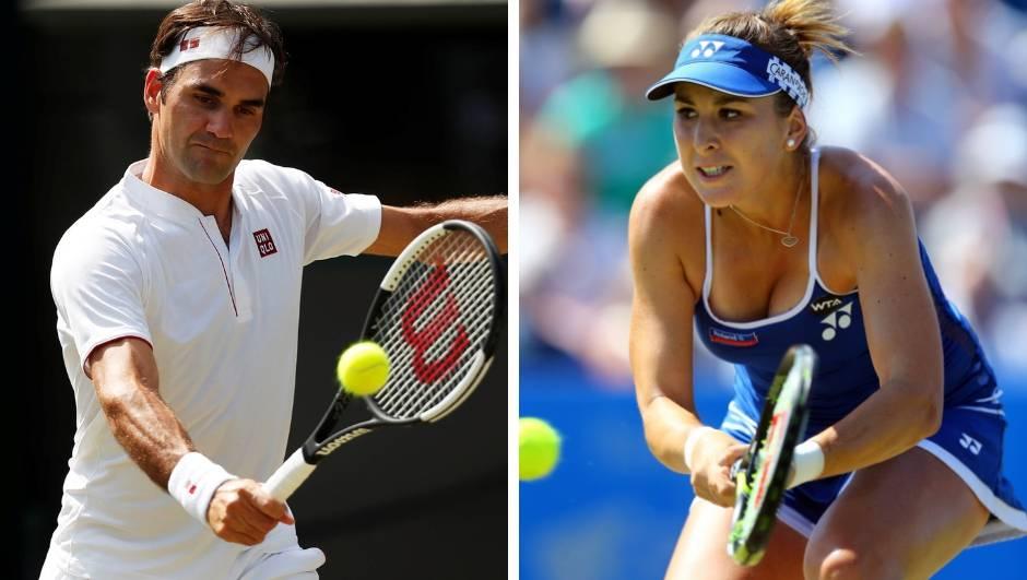 Federer i Benčić brane naslov, Švicarska u grupi  sa SAD-om