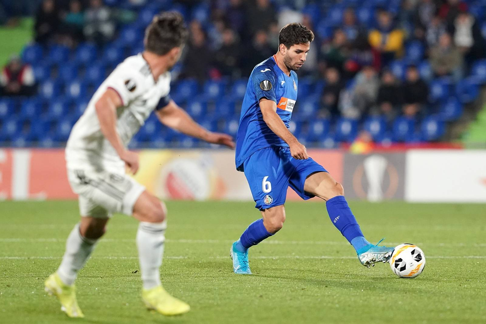 GETAFE CF v FC BASEL 1893. UEFA EUROPA LEAGUE 2019/2020. GROUP STAGE. ROUND 3.
