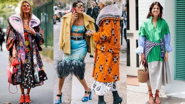 Tjedni mode diljem svijeta ostali su bez super začina: Stylish gostiju koji stižu na revije