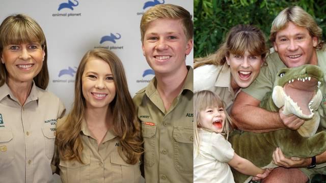 Tatinim stopama: Obitelj 'lovca na krokodile' pokreće emisiju...