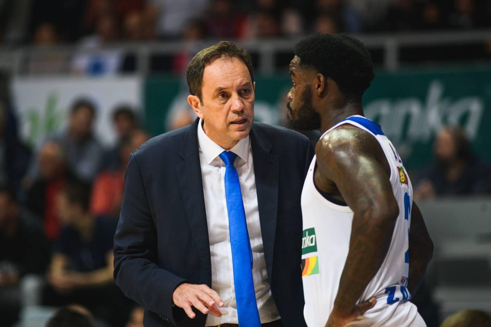 Zadar: U 12. kolu ABA lige susreli se Zadar i Budućnost