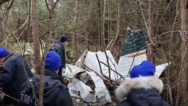 U padu manjeg zrakoplova u Kanadi poginulo sedmero ljudi