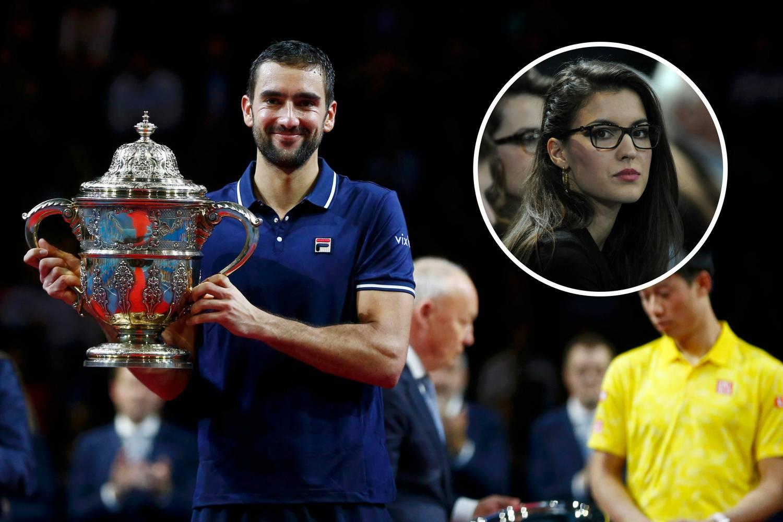 Kristina donijela sreću: Marin Čilić uzeo jaki turnir u Baselu!