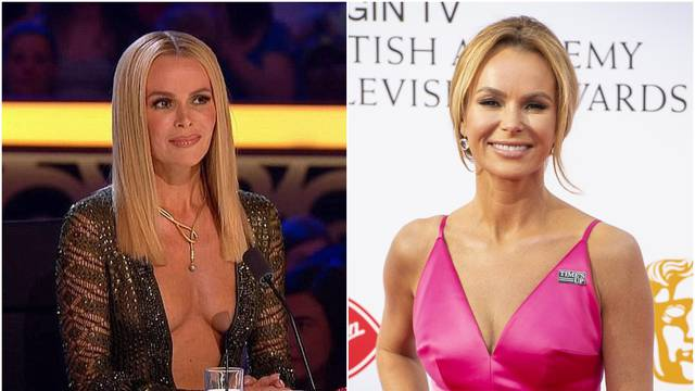 Amanda ima dekolte do pupka: Ako može J.Lo, onda mogu i ja