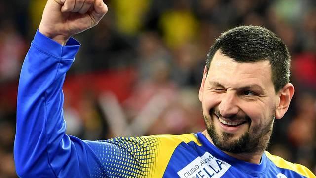 Handball European Championships - Spain vs Sweden