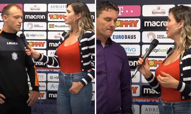 Lakše im je bilo dobiti Hajduk nego gledati u oči Mirtu Šurjak