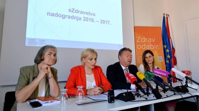 Udruge traže od Ministarstva i HZZO-a poboljšanje eKartona