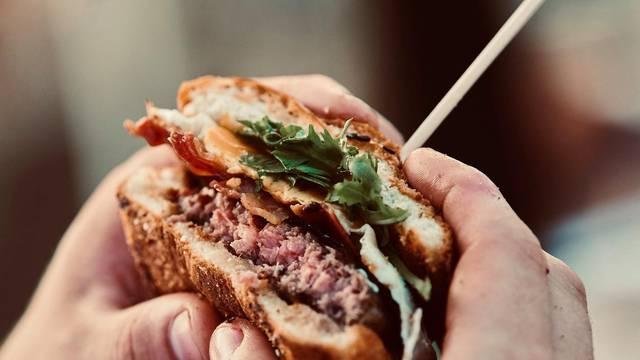 Najbolji hrvatski burger iz Pule