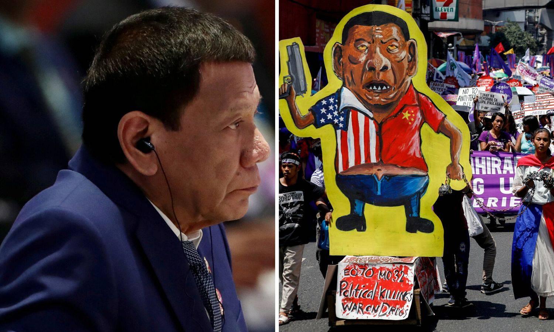 Predsjednik Filipina naredio: 'Ubijte one koji nisu poslušni!'