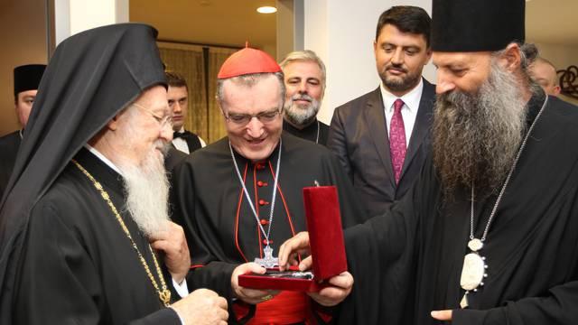 Josip Bozanić čestitao Porfiriju