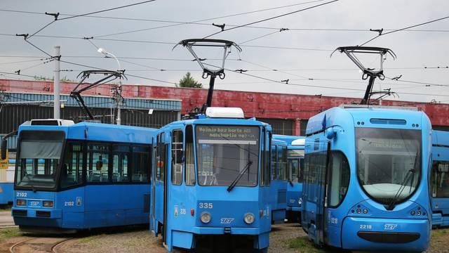 Kreću linije 3, 5 i 14: Tramvaji od danas opet voze Zagrebom