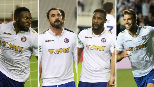 Gužva u napadu - golova malo: Komu Carrillo treba dati šansu