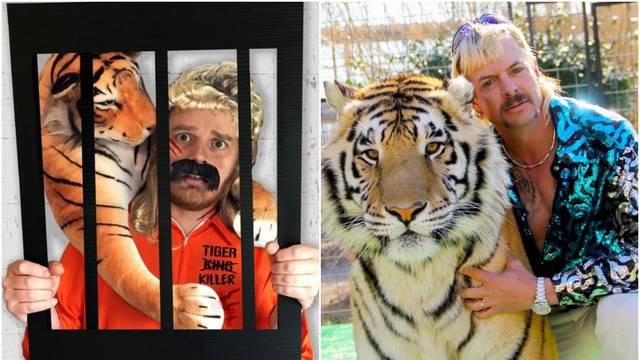 Kontroverzni Joe Exotic dobio kostim, a PETA poslala poruku
