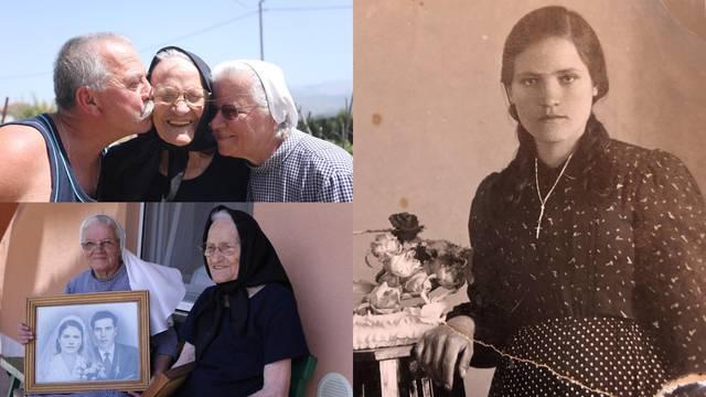 Buran život bake Paške (104): 'Ratne traume me nisu slomile, a najveća sreća su mi unuci'
