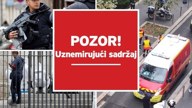 Hrvati u Nici: 'U strahu smo, ne izlazimo iz svojih kuća, a škole i crkve su zbog napada zatvorili'
