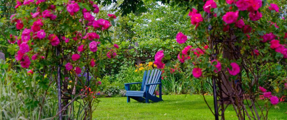Ovog proljeća uredite vrt ili dvorište u kraljevskom stilu