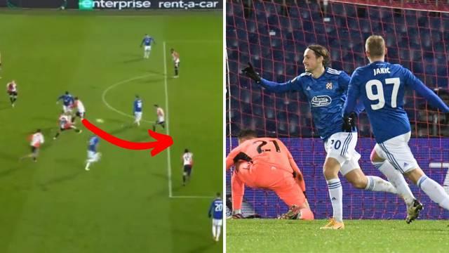 Akcija iz snova! Kako su Petko, Ademi i Majer izludili Feyenoord