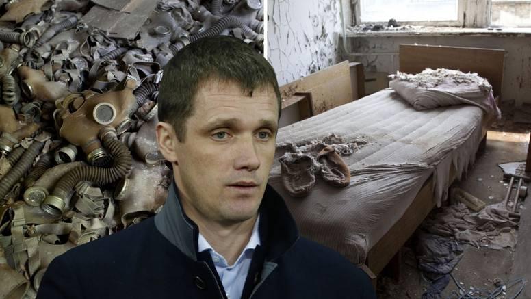Izgubio oca u Černobilu, danas će u Zagrebu napasti Dinamo...