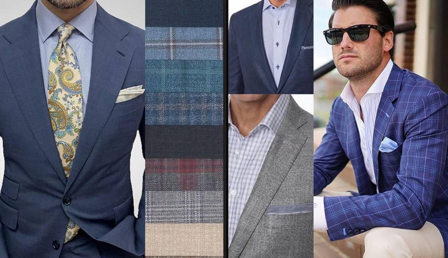 Boje muških odijela: Idealne su tamno plava, siva i bijela kava