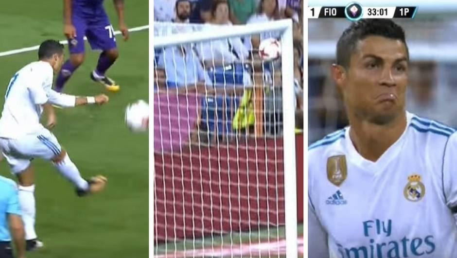 Al ga je utrp'o! Pogledajte gol Ronalda za novi trofej Reala...